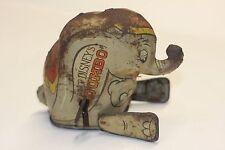 VTG Walt Disney 1941 Dumbo Tin Litho Wind-up Toy Marx