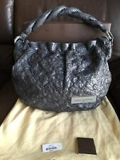 AUTH LOUIS VUITTON RARE LIMITED EDITION MONOGRAM OLYMPE NIMBUS GM ANTHRACITE