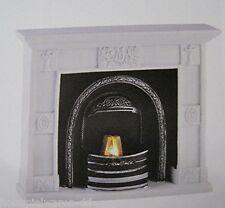 Kahlert 49660 antiker Kamin mit Beleuchtung 3,5V 1:12 für Puppenhaus  NEU!    #