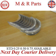 RANGE ROVER / DISCOVERY 2.7 / 3.0 DIESEL TDV6 MAIN CRANKSHAFT BEARING SHELLS SET