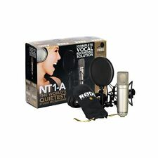 "Rode NT1-A ""Complete Vocal Recording Solution"" 