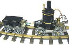 Mini Dampfmaschine Pepper I/G - Echtdampf, funktionsfähig. Bausatz
