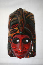 Handmade Wooden Mayan Mask from Guatemala GREAT KIDS PARTY GIFT IDEA! #2