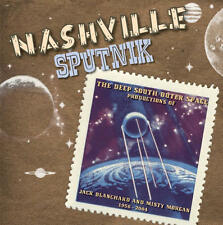 V/A - Nashville Sputnik ...Productions Of Jack Blanchard & Misty Morgan CD NEW