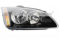 Headlight Chrome Lens Right 1329407 Fits FORD Focus Euro type 2004-2008