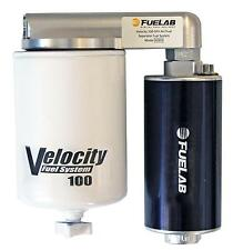 Fuelab Velocity 100 In-Line High Performance Lift Pump For GM DURAMAX * 30302 *