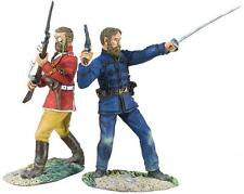 """BRITAINS SOLDIERS Zulu Wars 20139 - """"Back-to-Back"""" - Lt's Pope and Godwin-Austen"""
