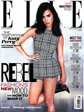 ELLE UK September 2013 Katy Perry HEILEE SEINFELD Josefine Nielsen @NEW@