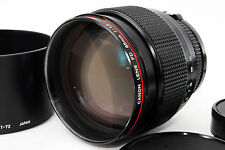 [Excellent] Canon 85mm F/1.2 L FD Mount Lens  (111989-m104)