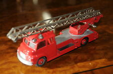 Vintage Dinky Supertoys / New - MIB / Turntable Fire Escape Ladder Truck / 956