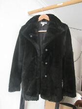 Women's H&M Soft Faux Fur Jacket. Size 12.