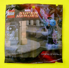 Lego 5002125 Super Heroes Électro Spiderman 2 Polybag 2015