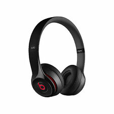 Beats by Dr. Dre Solo 2 Wired Headband Headphones - Black