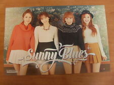 SUNNY HILL - Sunny Blues (Part B) [OFFICIAL] POSTER *NEW* K-POP