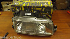 Genuine Renault 21 R/H O/S Drivers side Headlight. 7701034139. New. B22