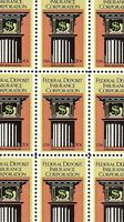 1984 - FDIC - #2071 Full Mint -MNH- Sheet of 50 Postage Stamps