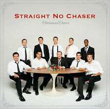 STRAIGHT NO CHASER - CHRISTMAS CHEERS - CD - Sealed