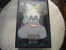BNIB Disney Villains Cast A Spell Beauty Book Makeup Set