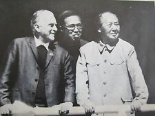 Rare Photos: 21 Pages of Color,White & Talk with Mao Of Life Magazine -4/10/1971