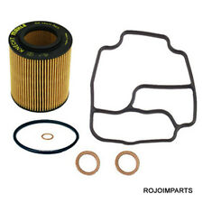 BMW E36 E39 E46 E53 E60 E83 Oil Filter Kit Housing Gasket And Seals MAHLE NEW