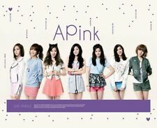 APink - THE FIRST ALBUM [ UNE ANNEE ] HUSH
