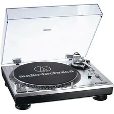 Audio TECHNICA AT-LP 120 USB Giradischi argento