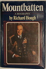 WW2 British Navy Mountbatten A Biography Supreme Allied Commander Reference Book