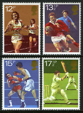 Great Britain 924-927, MNH.Sport Associations.Running,Rugby,Boxing,Cricket,1980