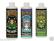 FoxFarm BuschDoctor Trio 16oz Bembe, Wholly Mackerel, Kelp Me Kelp You BAY HYDRO
