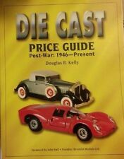 Post War DIE CAST VALUE ID GUIDE COLLECTOR'S BOOK Johnny Lightning Hot Wheels ++