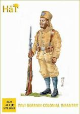 HaT 8123 - WW1 German Colonial Infantry         1:72 Figures-Wargaming Kit Model