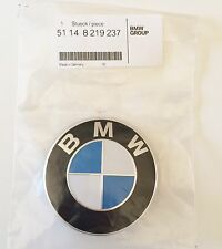 BMW Emblem/Plakette Heckklappe Original 74mm 2er,3er,4er, E46,E90,F30,F31