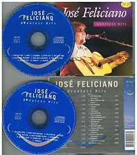 Jose Feliciano - Greatest Hits 2 x CDs 2000