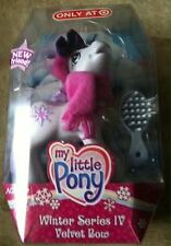 MIP My Little Pony G3 Target Exclusive Winter Series IV Velvet Bow 2006 OOP