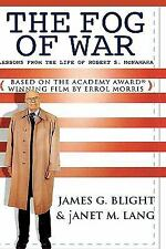 The Fog of War: Lessons from the Life of Robert S. McNamara, Lang, Janet M., Bli
