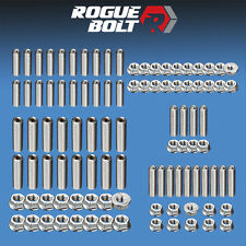 FORD FE ENGINE STUD KIT BOLTS STAINLESS STEEL 352 360 390 406 427 428 ENGINES