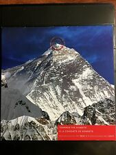 UN INTL Year of the Mountains,2002 Canada Stamps 48¢ Souvenir Sheet of 8 #1960