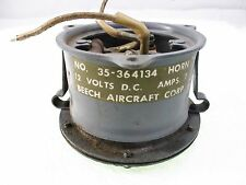 Aircraft Part Beech 35-364134 Horn 12VDC