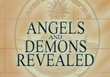 ANGELS & DEMONS REVEALED CONSPIRACY, on plain DVD-R, Templar,Illuminati,Vatican