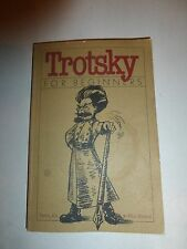 Trotsky for Beginners by Robert Lekachman and Tariq Ali (1980, Paperback)B26