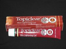 Topiclear #1 Skin Lightening,Brightening,Bleaching & Whitening Gel 1.76 oz.