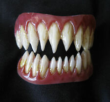Professional Costume Teeth Pennywise Appliance Dental Distortions FX Fangs
