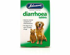 Johnsons Diarrhoea Tablets For Cats And Dogs