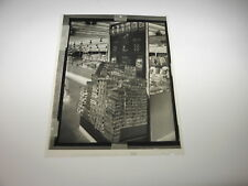 #1533-D PHOTO NEGATIVE -  ADVERTISING - 1959 RIPPIN GOOD COOKIES
