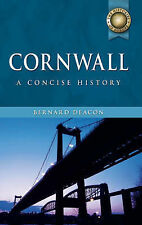 Cornwall (University of Wales Press - Histories of Europe), Bernard W. Deacon, N