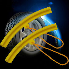 2pcs Motorcycles Changing Wheel Tyre Tire Rim Protective Pouches Tools For KYMCO