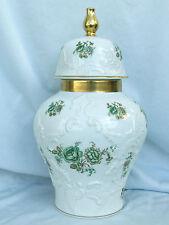Wundervolle große Relief Deckel Vase,Royal KPM Porzellan,Handarbeit,Top Neu
