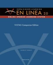 En Linea 2.0 Online Spanish Learning System - Companion Edition and En Linea Coc
