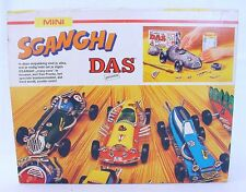 DAS Clay CRAZY-CARS Construction SGANGHI DEMOLITION DERBY Car MISB`70 VERY RARE!