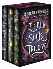 All Souls Trilogy Boxed Set : A Discovery of Witches; Shadow o (FREE 2DAY SHIP)
